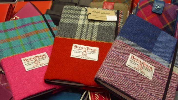 Harris Tweed Notebooks